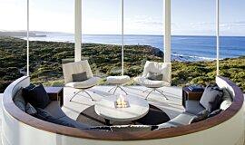 Southern Ocean Lodge Builder Fireplaces 生物乙醇燃烧器 Idea