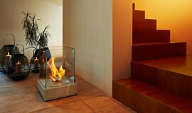 Commercial Space Commercial Fireplaces 整体壁炉 Idea