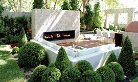 Melbourne International Garden and Flower Show Traditional Fireplaces 嵌入式燃烧室 Idea