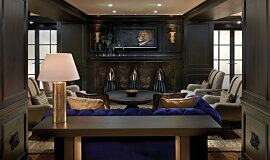 Allegro Hotel Favourite Fireplace 整体壁炉 Idea