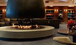 The Estreal Hospitality Fireplaces 生物乙醇燃烧器 Idea