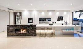 Enigma Interiors Favourite Fireplace 生物乙醇燃烧器 Idea