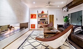 Fujiya Mansions Residential Fireplaces 生物乙醇燃烧器 Idea