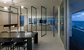 N Apartment Tel Aviv Residential Fireplaces 生物乙醇燃烧器 Idea