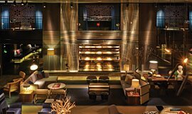 Paramount Hotel Hospitality Fireplaces 生物乙醇燃烧器 Idea