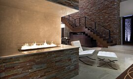 Phil Kean Design Residential Fireplaces 生物乙醇燃烧器 Idea