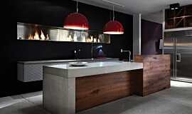 Stilhof Design Centre Builder Fireplaces 生物乙醇燃烧器 Idea