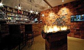 Hippo Creek African Grill Builder Fireplaces 生物乙醇燃烧器 Idea
