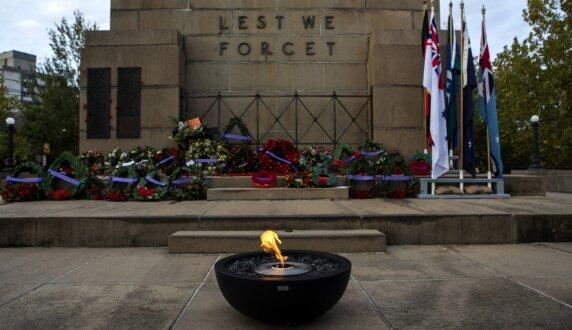North Sydney ANZAC Day Dawn Service