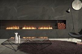 Flex 158SS.BX2 嵌入式燃烧室 - In-Situ Image by EcoSmart Fire