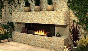 Flex 50BY  - In-Situ Image by EcoSmart Fire