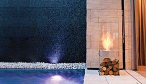 Ghost 设计壁炉 - In-Situ Image by EcoSmart Fire