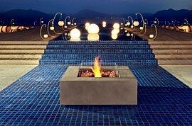 Base 自由摆放壁炉 - In-Situ Image by EcoSmart Fire
