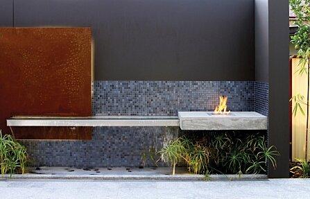 Summer Fireplace Trends