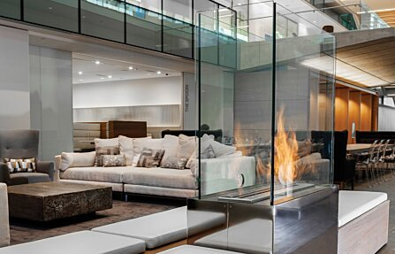 Creative Offices Embrace Fire Design