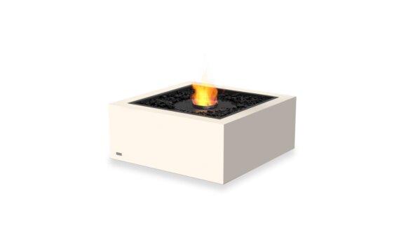 Base 30 壁炉家具 - Ethanol - Black / Bone by EcoSmart Fire
