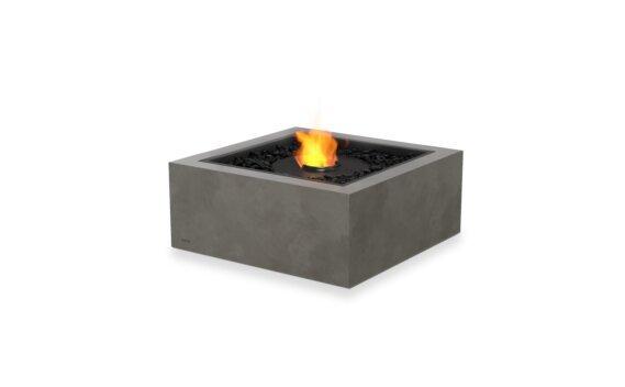 Base 30 壁炉家具 - Ethanol - Black / Natural by EcoSmart Fire