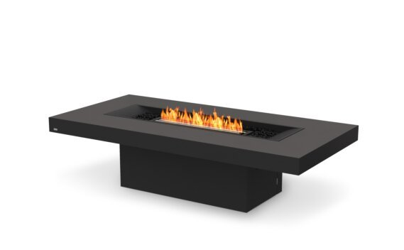 Gin 90 (Chat) 壁炉家具 - Ethanol - Black / Graphite by EcoSmart Fire