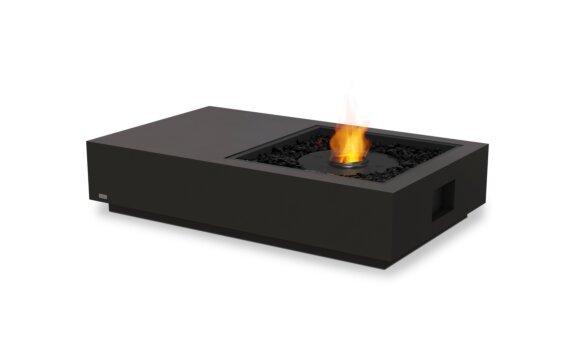 Manhattan 50 壁炉家具 - Ethanol - Black / Graphite by EcoSmart Fire