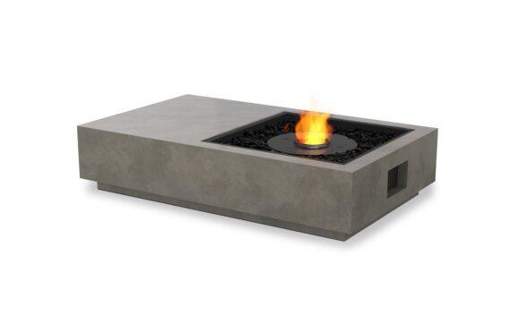 Manhattan 50 壁炉家具 - Ethanol - Black / Natural by EcoSmart Fire