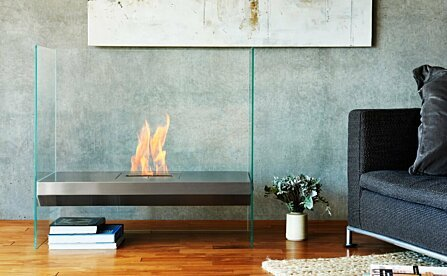 Commercial Fireplaces