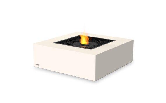 Base 40 壁炉家具 - Ethanol - Black / Bone by EcoSmart Fire