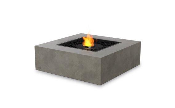 Base 40 壁炉家具 - Ethanol - Black / Natural by EcoSmart Fire