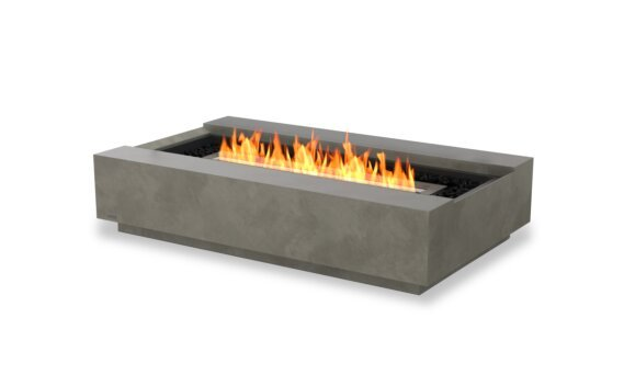 Cosmo 50 壁炉家具 - Ethanol - Black / Natural by EcoSmart Fire