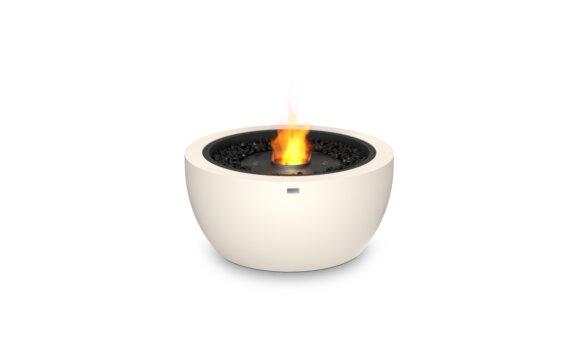 Pod 30 整体壁炉 - Ethanol - Black / Bone by EcoSmart Fire