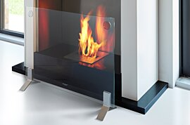 壁炉屏 Fireplace - In-Situ Image by EcoSmart Fire