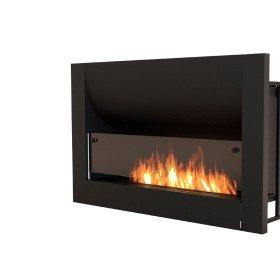 嵌入式壁炉